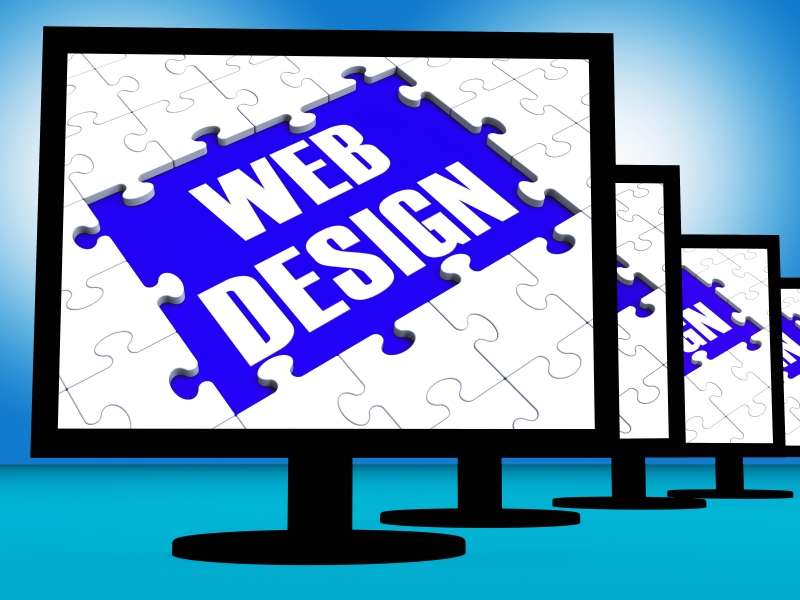 4604074-web-design-on-monitors-showing-creativity